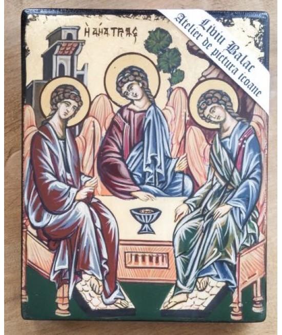 The Holy Trinity (Andrei Rubliov)