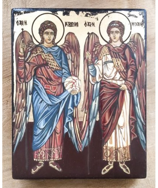 Saints Archangels Michael and Gabriel