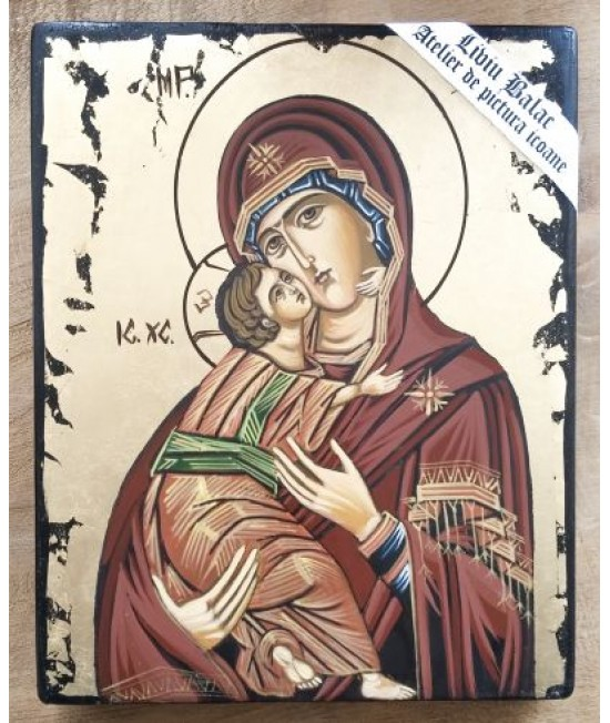 Virgin Mary from Vladimir